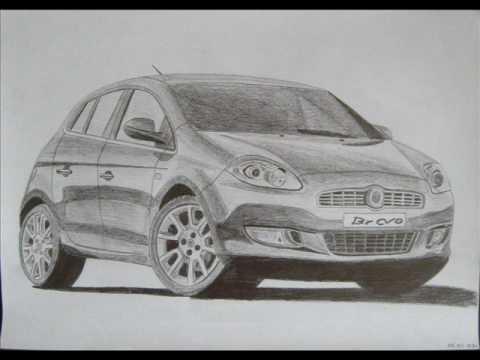 Side By Side Atv >> Szkice i rysunki samochodów !! - YouTube