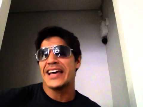 Anderson Ramos Cantando Música De Sua Autoria (capa Da Gait