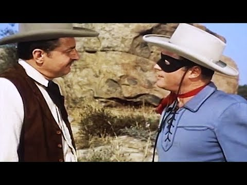 The Lone Ranger | The Courage of Tonto  | HD | TV Series English Full Episode