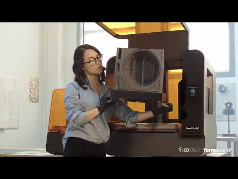 Introducing the Formlabs Form 3 and Form 3L: Powered by LFS