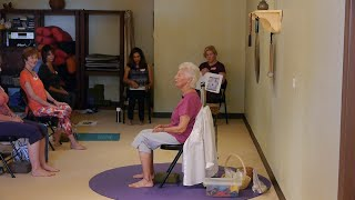 On Becoming A Yoga Teacher at the Age of 70! With Paula Montalvo, RYT