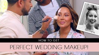 Recreating My Wedding Look