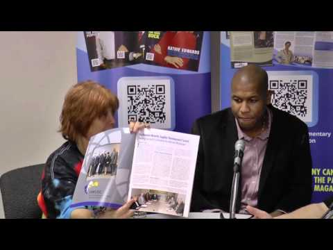 SBT Magazine with Maurice Evans ( retired NBA athlete ) - Sports Agent Issues & Solutions 11-18-2015