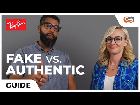 Fake-Bans Vs Authentic Ray-Bans, Everything You Need To Know! || SportRx