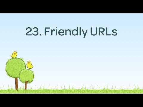 Rewriting URLs with htaccess - Perch CMS documentation