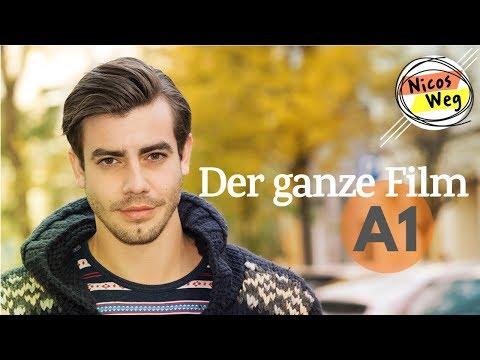 Deutsch lernen (A1): Ganzer Film auf Deutsch -