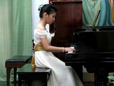Tarantella (Piano) -- by Patricia Joy Ignacio (CHSM)