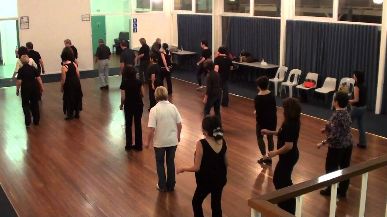 Line dancing classes perth