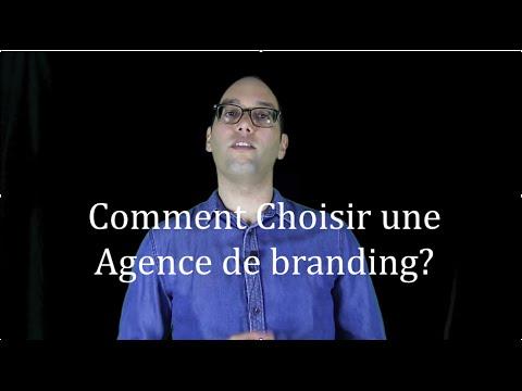 Comment choisir une agence de branding ?