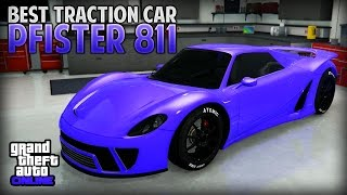 gta 5 online best traction car pfister 811 best super car finance and felony dlc