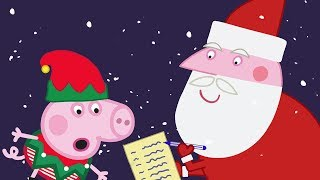 Peppa Pig LIVE 🔴 Peppa Pig English Episodes 🎄Christmas Special 🎄 Peppa Pig Official