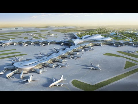 Expanding Abu Dhabi International Airport with BIM | The B1M