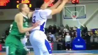 Lamelo and Gelo Debut Highlights in Lithuania