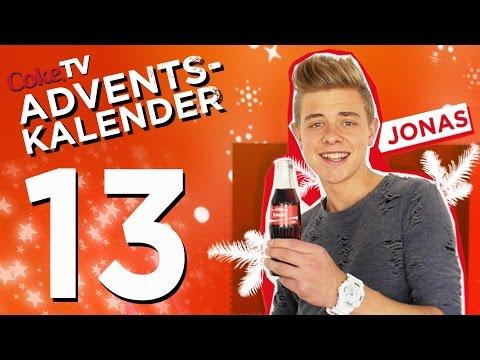 CokeTV Adventskalender: Türchen 13 mit Jonas | #CokeTVMoment