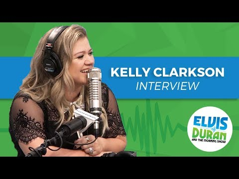 Kelly Clarkson On Hating Pregnancy, The Voice, And Making Music She Likes   Elvis Duran Show