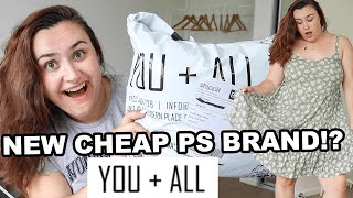 HUGE YOU + ALL TRY ON HAUL (ALLY FASHION).... IS IT WORTH SPENDING YOUR MONEY ON???