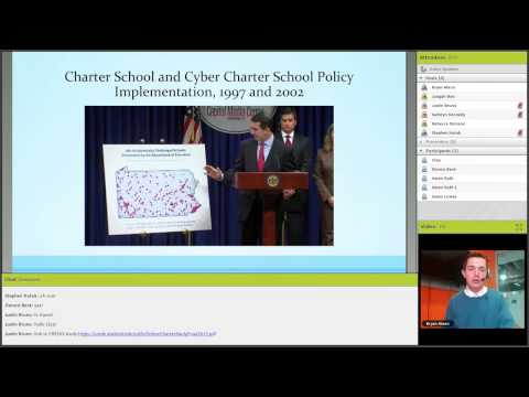 MVLRI Webinar: Choice, Cyber Charter Schools and the Marketplace for Rural School Districts