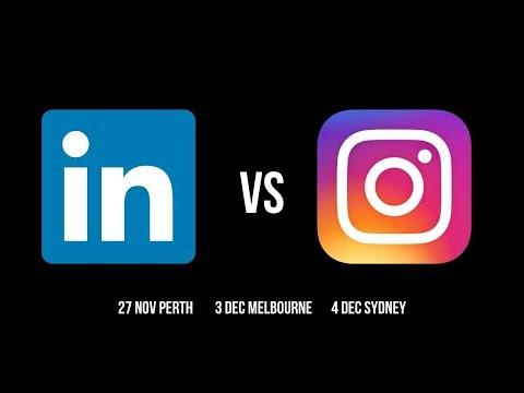 linkedin-vs-instagram-2019-|-perth,-melbourne-&-sydney