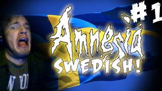 SWEDISH COMMENTARY (w/ Subs) Amnesia: Custom Story - Part 1 - The Small Horse I