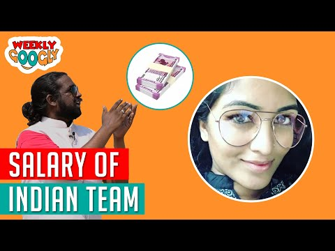 KSport | Weekly Googly Ep-1 | Actual Salary of Indian Cricketers |Sport News of this Week