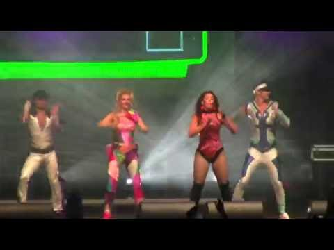 Vengaboys - Boom, Boom, Boom!! @ We Love The 90s (Tallinn, Estonia)
