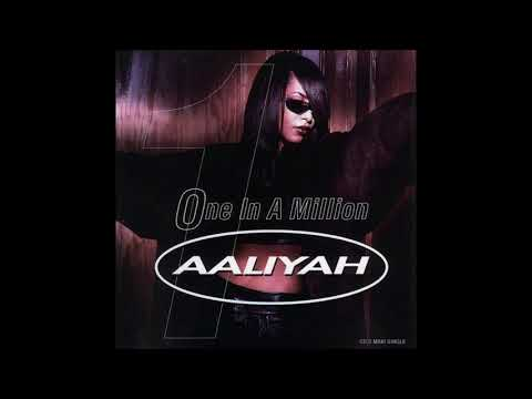 AALIYAH One In A Million Full Album 1996 HQ