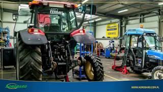 Agrobard - Skuteczny serwis traktorów i maszyn wszystkich marek!