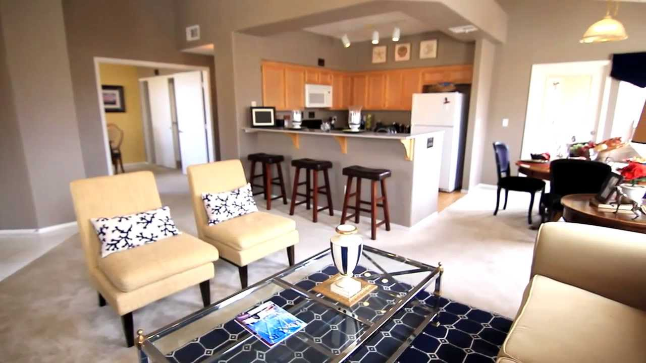 Madera Apartments Las Vegas 3 Bedroom Jasmine Model Tour