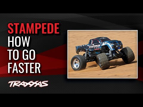 How to Go Faster | Traxxas Stampede