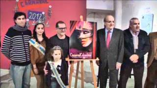 Download CARTEL OFICIAL CARNAVAL COLOMBINO 2012 (Huelva Tv) MP3 song and Music Video