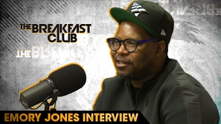 Emory Jones Talks Jay-Z, Roc Nation Apparel & Staying Connected With His Crew While Being Locked Up thumbnail