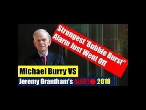Jeremy Grantham's & Michael Burry: ALERT
