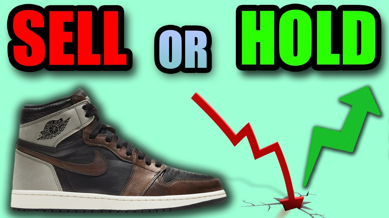Should You SELL or HOLD The Jordan 1 PATINA ?