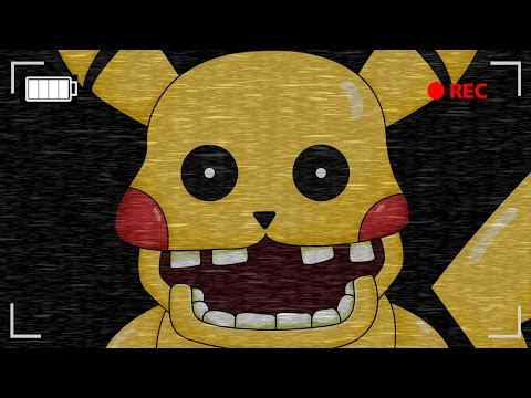 Five Nights At Pokemon's