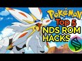 Top 5 Pokémon NDS ROM Hacks with Mega evolution