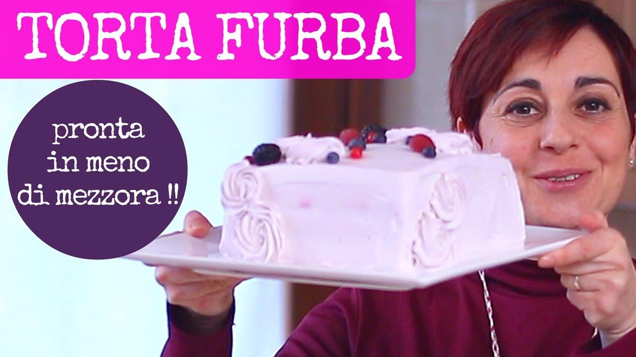 Torta di compleanno furba ricetta facile per fare una for Torta di compleanno per bambini
