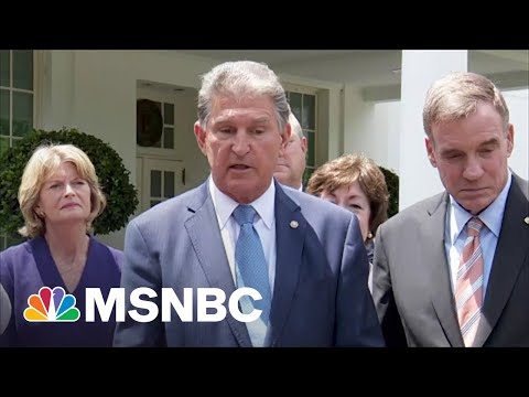 What Joe Manchin Needs To Know About The Deficit | MSNBC
