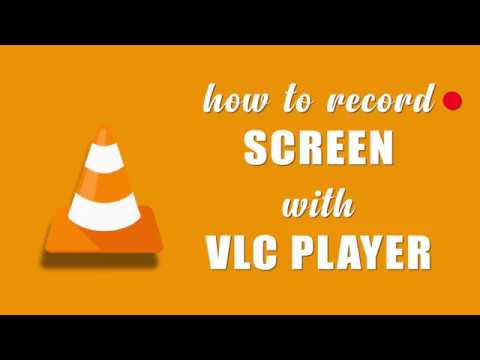How to Record your Computer Screen With VLC Player | Easy Steps