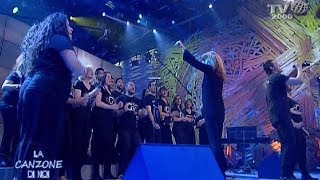 """La Canzone Di Noi - La Gara"" - All Over Gospel Choir - ""Il Mondo"""