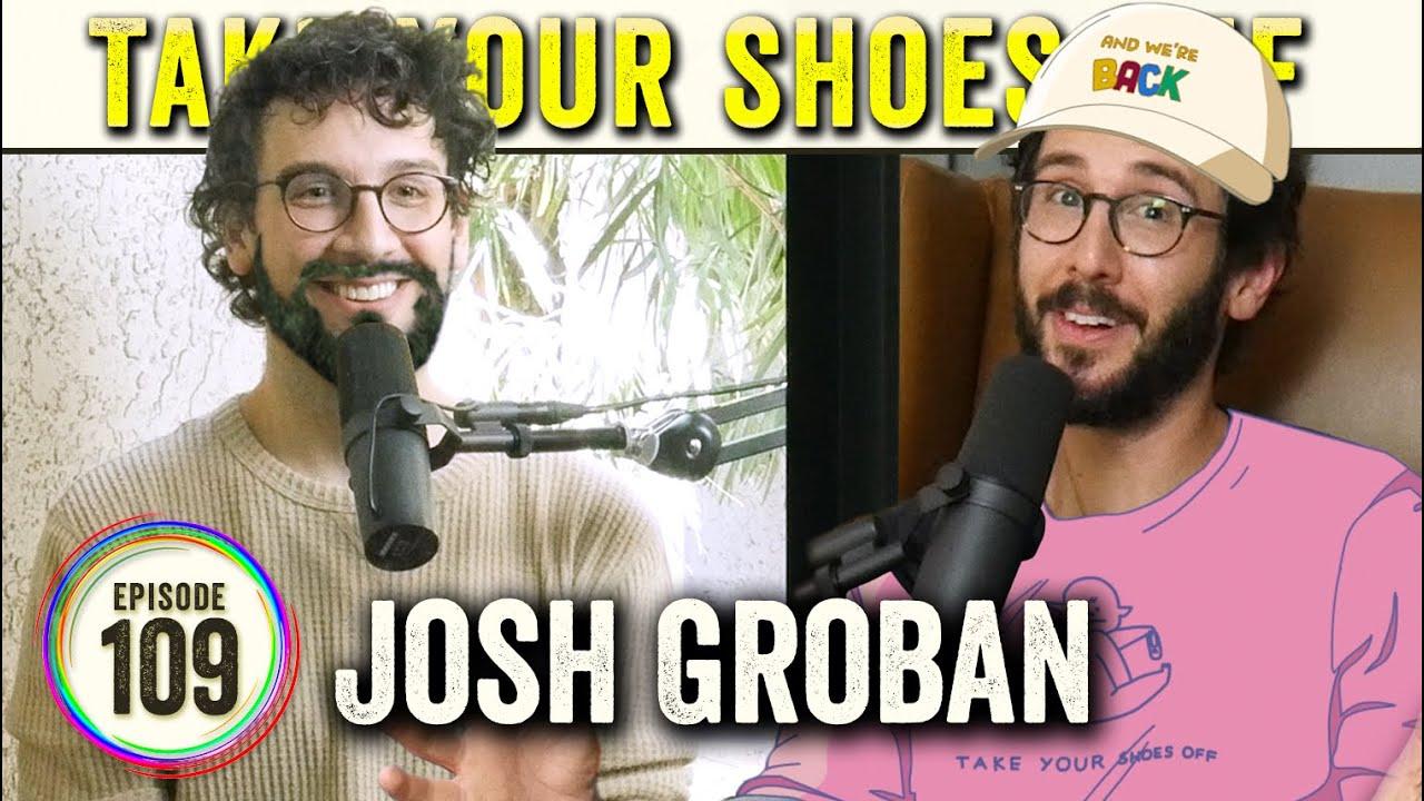 Josh Groban (World Famous Recording Artist, Actor, Philanthropist) on TYSO - #109