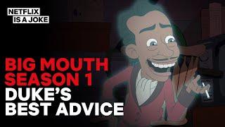 Big Mouth: Duke's Best Advice | Netflix Is A Joke