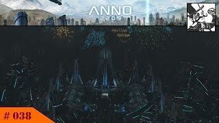 Anno 2205: #038 Season Finale! 2 million people, all projects completed!