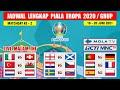 JADWAL LENGKAP PIALA EROPA 2021 MATCHDAY KE 2 ~ ITALIA VS SWIS ~ PORTUGAL VS JERMAN ~ EURO 2020