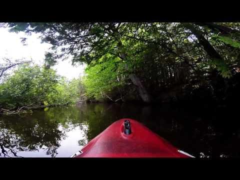Kayak NB Riviere Petit Tracadie - Gaspereau