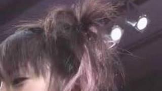Sventeen 2003 Hairshow of keiko kitagawa.