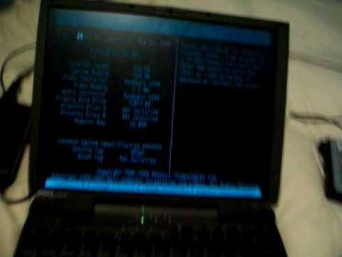 Dell latitude cpi a366xt