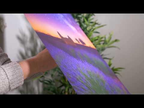 Xpozer: Frame + Swappable Prints