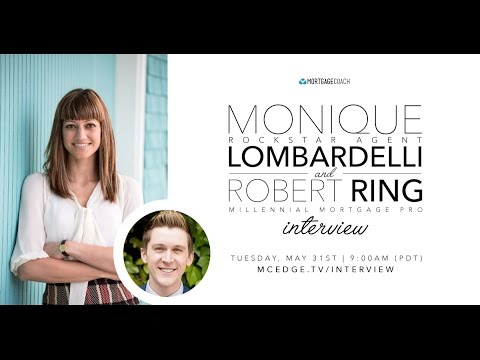 Modern Open House Experience with Realtor Monique Lombardelli and Lender Robert Ring