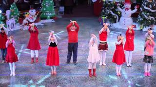 Hand in hand - Unicef cleaning and drinking water - May School Concert 2014
