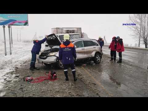 Трагедия перед праздником: в  Крымске в ДТП  погибли 2 человека